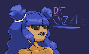 DAT RAZZLE by colorwonders