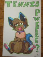 Tennis Pweeze? by eevee4everX3