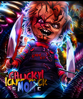 Chucky by NaimGFX