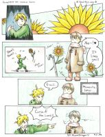 AnimeNEXT '09 Comic: APH by AzureDragon4
