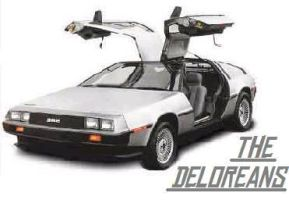 The Deloreans by UnusTurpisOrdo