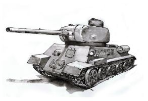 The tank by branka42