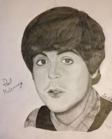Paul McCartney by CreativeExistence