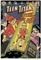 Jesse Pinkman's Teen Titans by BillWalko