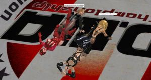 Rumble Roses vs Dead or Alive by TinOmenOgre