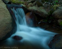 Waterfall 10 by MartinGollery
