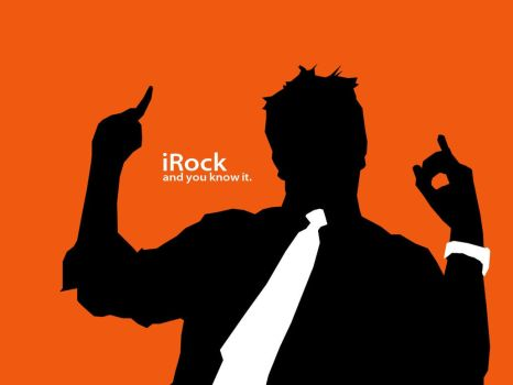 iRock and you know it by LeRoidesRois