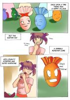 Easter tale pag 1 by Riccardo80