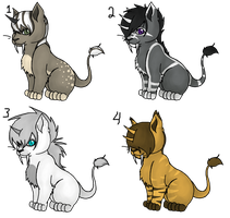 Sabricorn Adopts- Open by oCrystal
