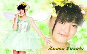 Wallpaper Kanon Suzuki 2 by RainboWxMikA
