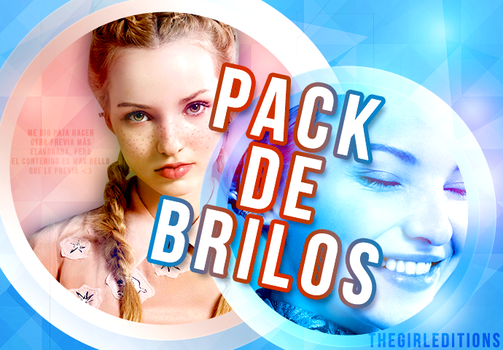 Pack Brillos by TheGirlEditions DC9P43 by TheGirlEditions