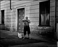 The return of Popeye (re edited) by PatriceChesse