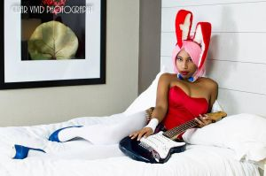 funnybunny by foolycoolycosplay