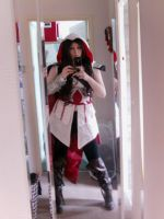 Assassins Creed Cosplay Test by MochiFairy