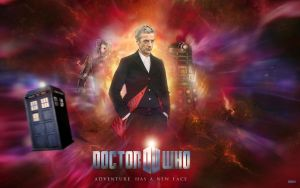 Doctor Who - A New Face by 1darthvader