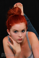 Red Bun by 904PhotoPhactory