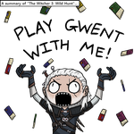 GWENT!!! GWENT NOW!!! by Psychia98
