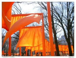 Christo's Gates I by esque-1