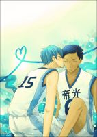 KnB: First Love by himitsu-nk