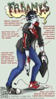 DA ID - Anatomy of an Animator by Canadian-Rainwater