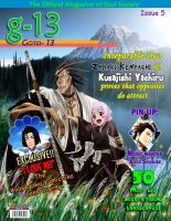 BLEACH G-13 magazine vol.5 by nekojiro