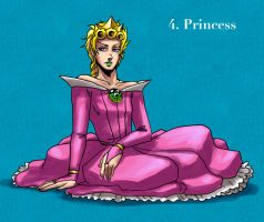 JoJo - 4. Princess by FerioWind