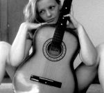 Nude Behind the Music by pennechantel