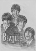 The Beatles v2 by Eugeneoyc