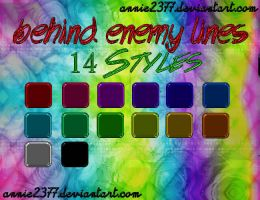 Behind Enemy Lines Styles by annie2377