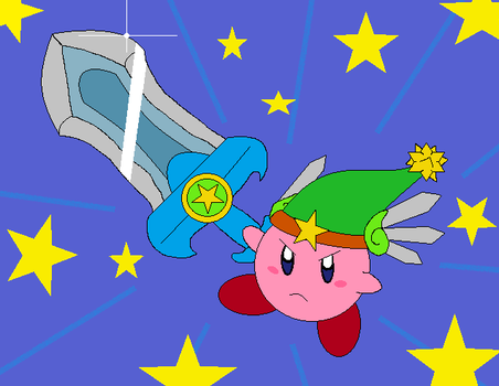 ultra sword kirby - photo #23
