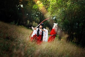 Inuyasha::You're by my side by chuongtu