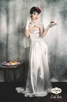vintage wedding editorial no.3 by snottling1