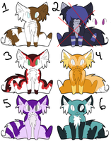 Point Adoptables sheet 2OPEN by xSlamAdopt25