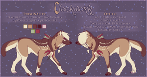 :ref: Clockwork by samuraj-SZADZIK