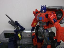 The way Optimus SHOULD have looked in the movies by forever-at-peace