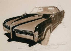 Packard towncar concept by cadillacstyle