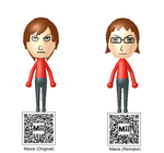 Team Magma Leader Maxie Mii's by Pfaccioxx