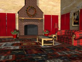 Holiday Room by shd-stock