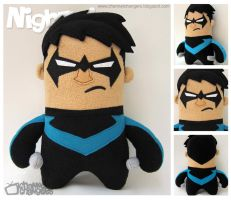 Nightwing by ChannelChangers