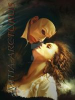 Phantom of the Opera by Mitia-Arcturus