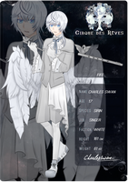 [CDR] Charles Swan by Ley-kun