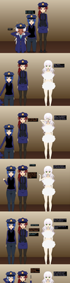 Cop Love: Chapter 4 by PV720