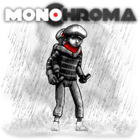 Monochroma by POOTERMAN