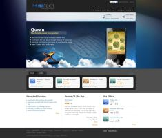 Conceptual banner Quraan by atcreation