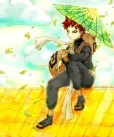 -SABAKU NO GAARA- by snowgren