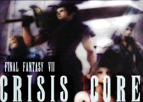 Crisis Core by Yogi Pixel by METVTRON