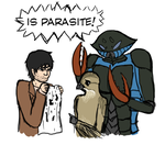 Is Parasite by the-edude