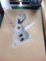 Olaf by CreamInAllMinds