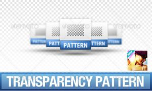Seamless Transparency Pattern by quickandeasy1