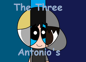 The Three Antonio's by Antonio132